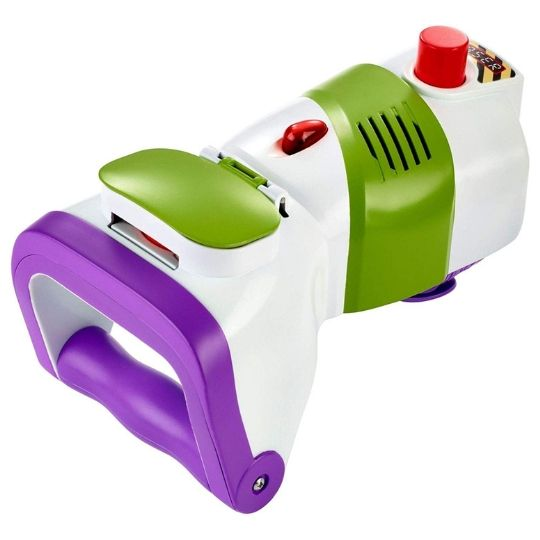 Toy Story Buzz Lightyear Rapid Disc Blaster by Mattel