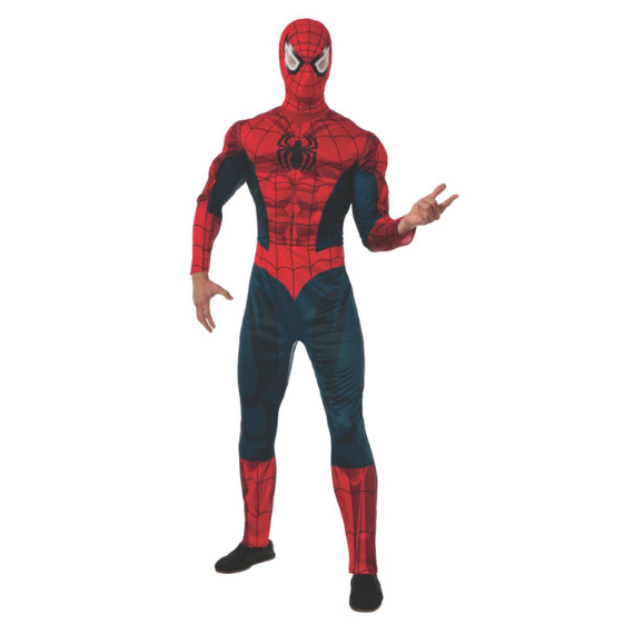 Adult Spiderman Costume by Rubies Costume Co.