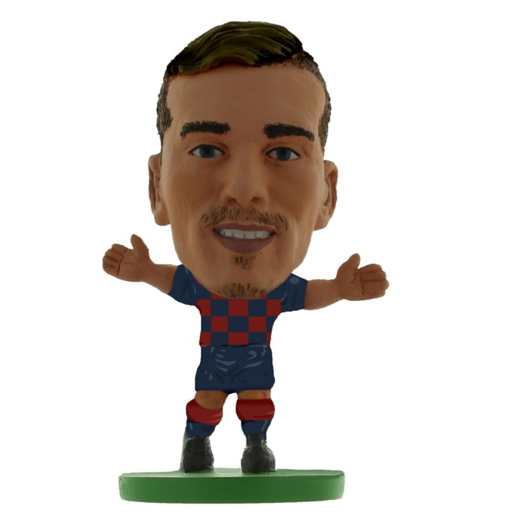 Antoine Griezmann - Barcelona - Home Kit Figure by Soccer Starz