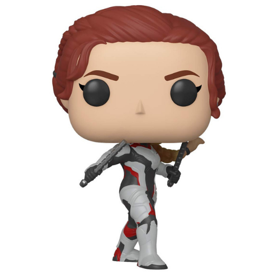 Avengers Endgame Black Widow Vinyl Bobble-Head by Funko