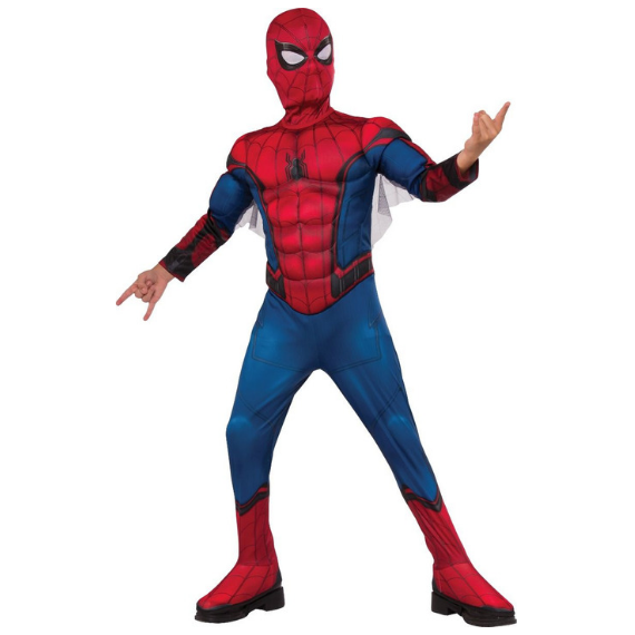 Kids Spiderman Costume by Rubies Costume co.