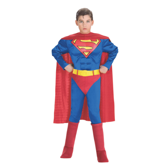 Kids Superman Costume by Rubies Costume co.