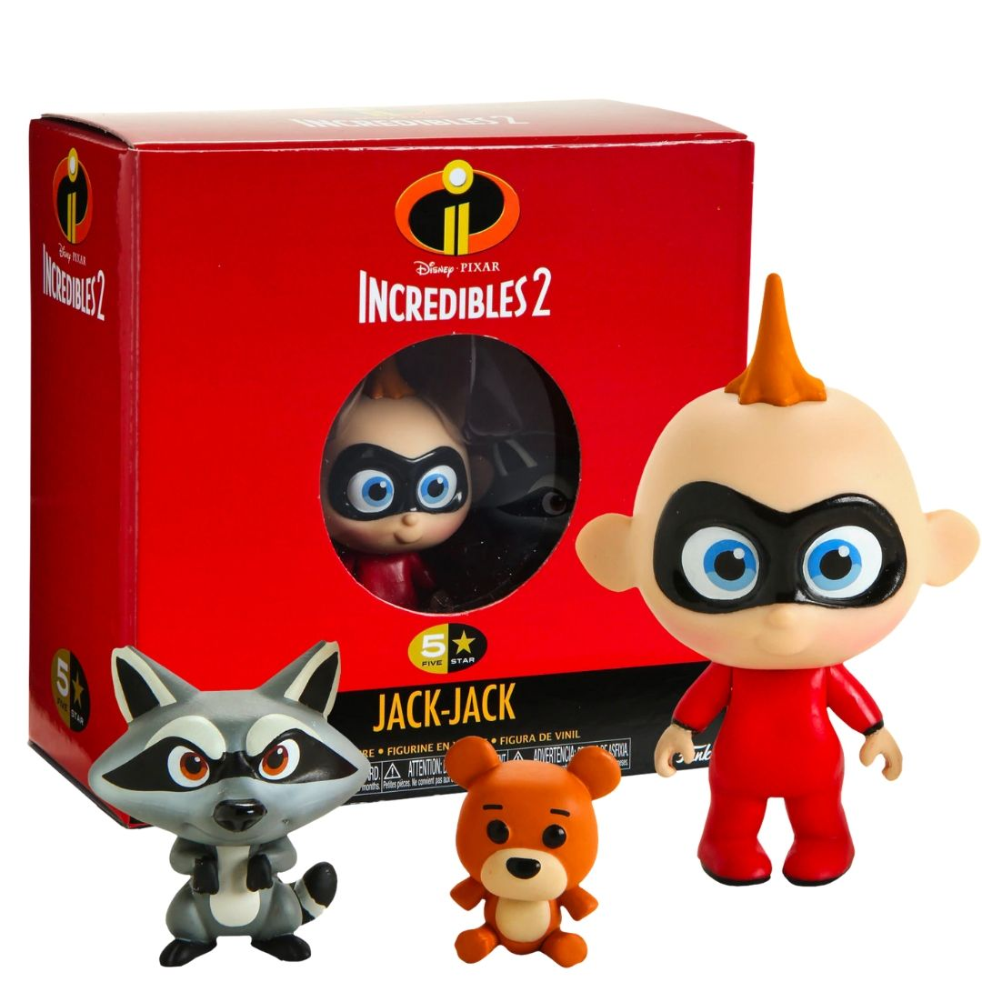Incredibles 2 - Jack-Jack 5 Star Figure by Funko