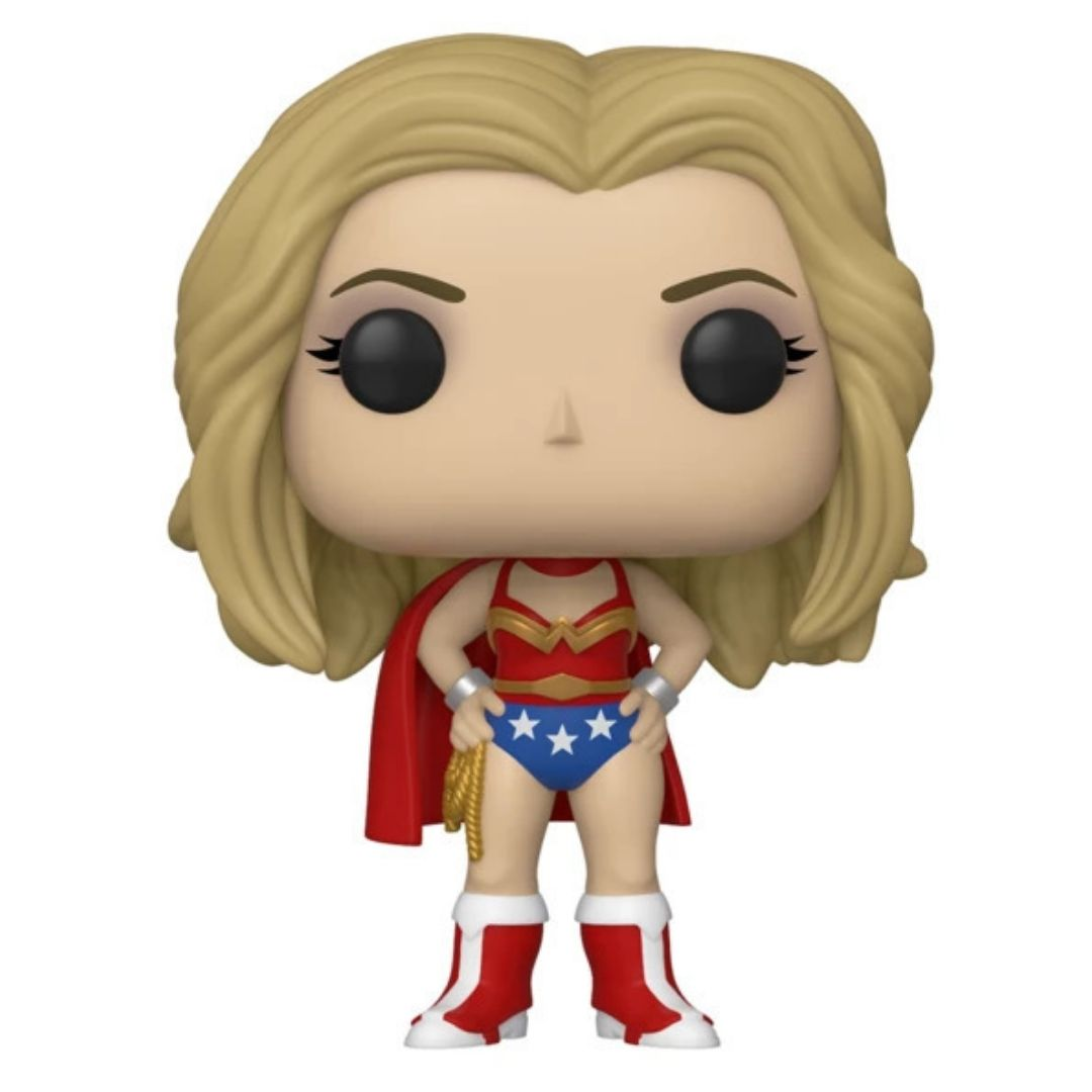 SDCC Exclusive Big Bang Theory Penny as Wonder Woman Pop! Vinyl Figure by Funko -Funko - India - www.superherotoystore.com