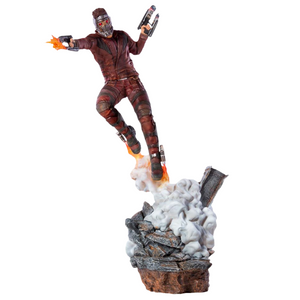 Avengers Endgame Star Lord 1:10th Scale Statue by Iron Studios