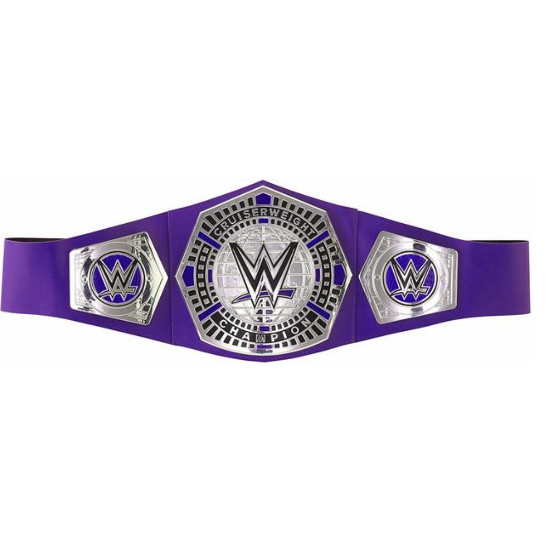WWE Cruiserweight Belt by Mattel