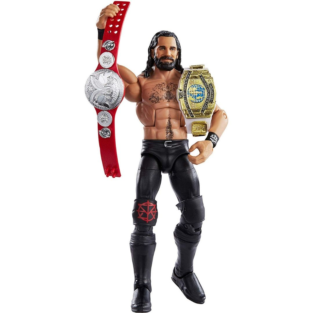 WWE Elite Collection Seth Rollins Figure by Mattel