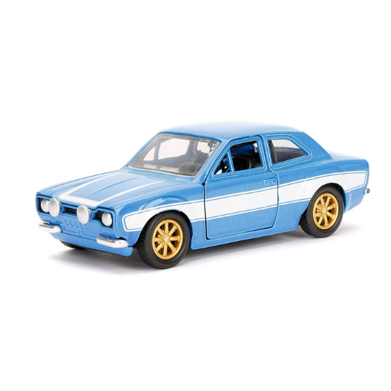 Fast & Furious 1:32 Scale Brian's Ford Escort Die-Cast Car by Jada Toys -Jada Toys - India - www.superherotoystore.com