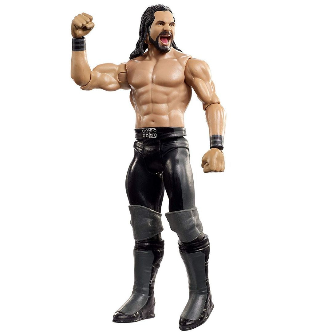 WWE Top Picks Seth Rollins Action Figure by Mattel -Mattel - India - www.superherotoystore.com