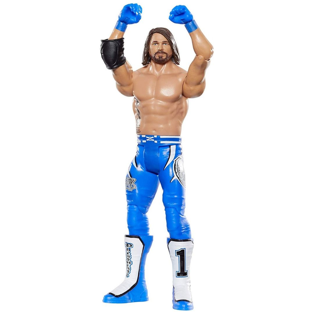 WWE Top Picks AJ Styles Action Figure by Mattel -Mattel - India - www.superherotoystore.com