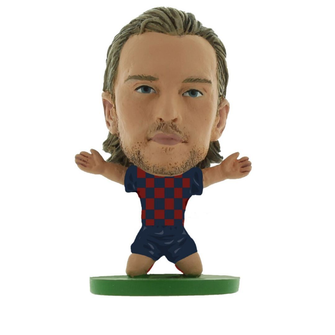 Ivan Rakitic - Barcelona - Home Kit (2020 Version) Figure by Soccer Starz -Soccer Starz - India - www.superherotoystore.com