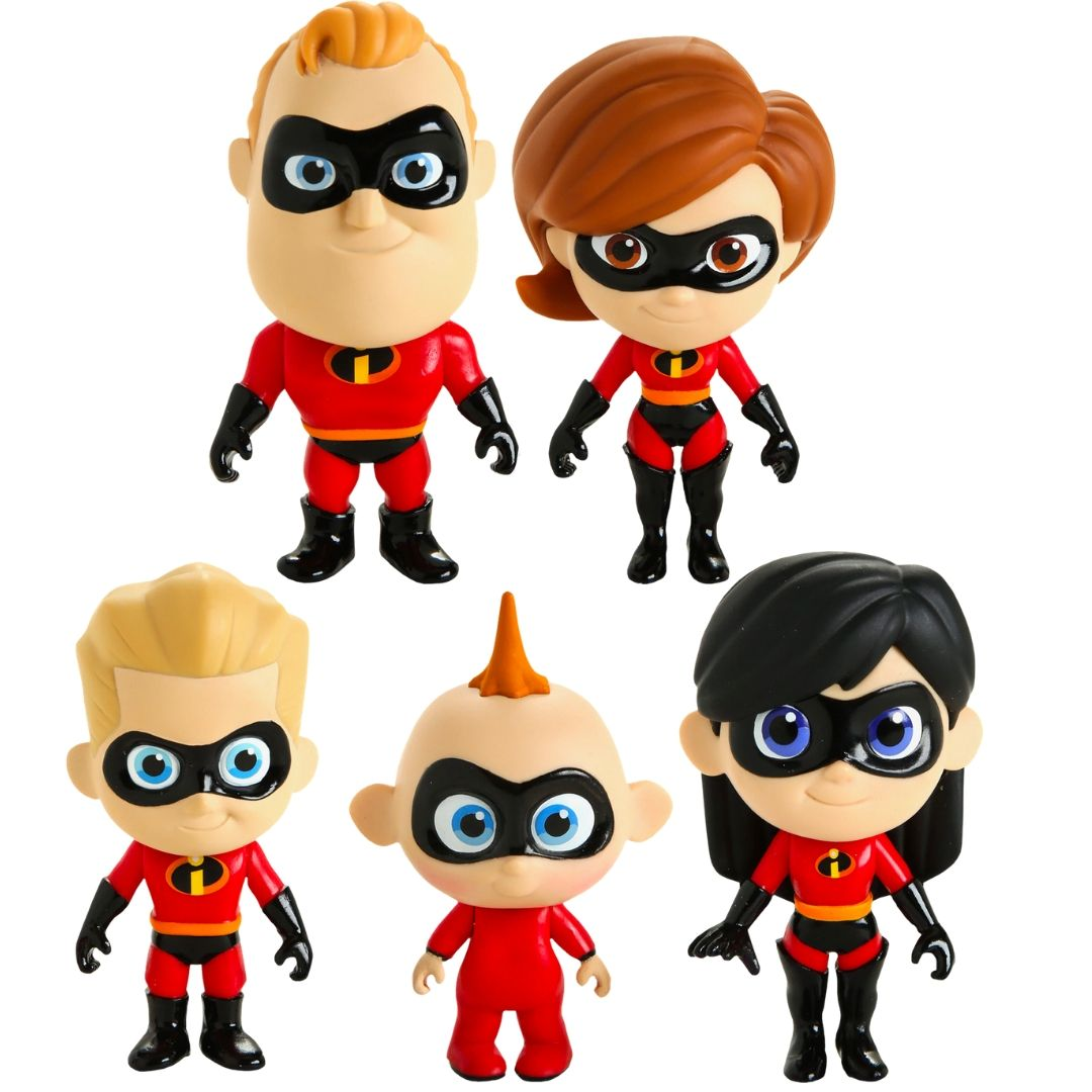 Incredibles 2 - The Parrs Family 5 Star Figure by Funko