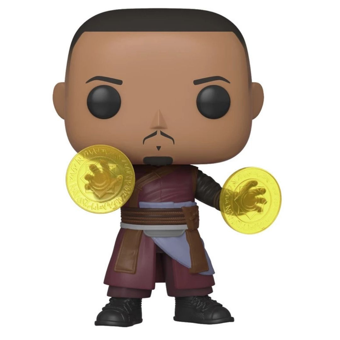 SDCC Exclusive: Avengers Endgame Wong Pop! Vinyl Figure by Funko