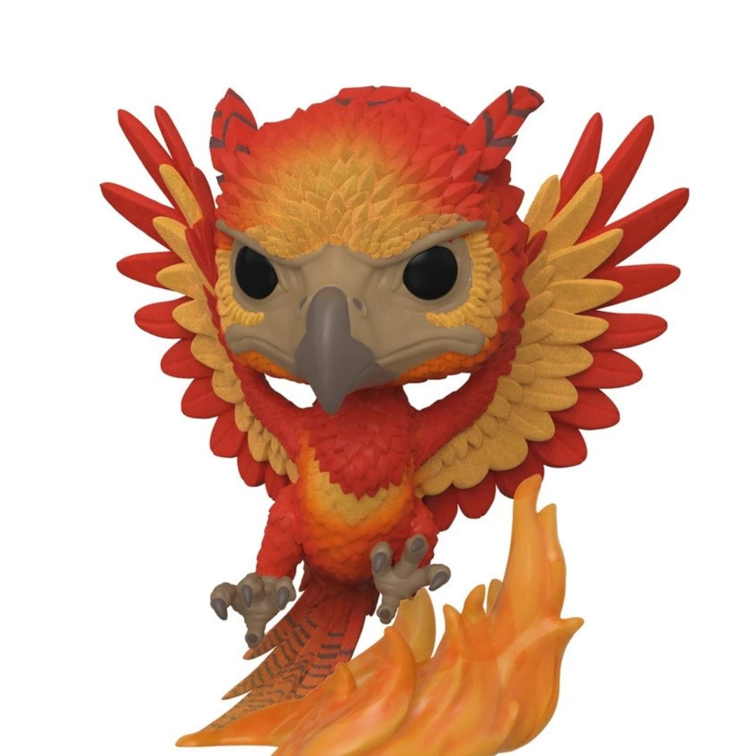 SDCC Exclusive: Harry Potter Fawkes (Pheonix) Pop! Vinyl Figure by Funko