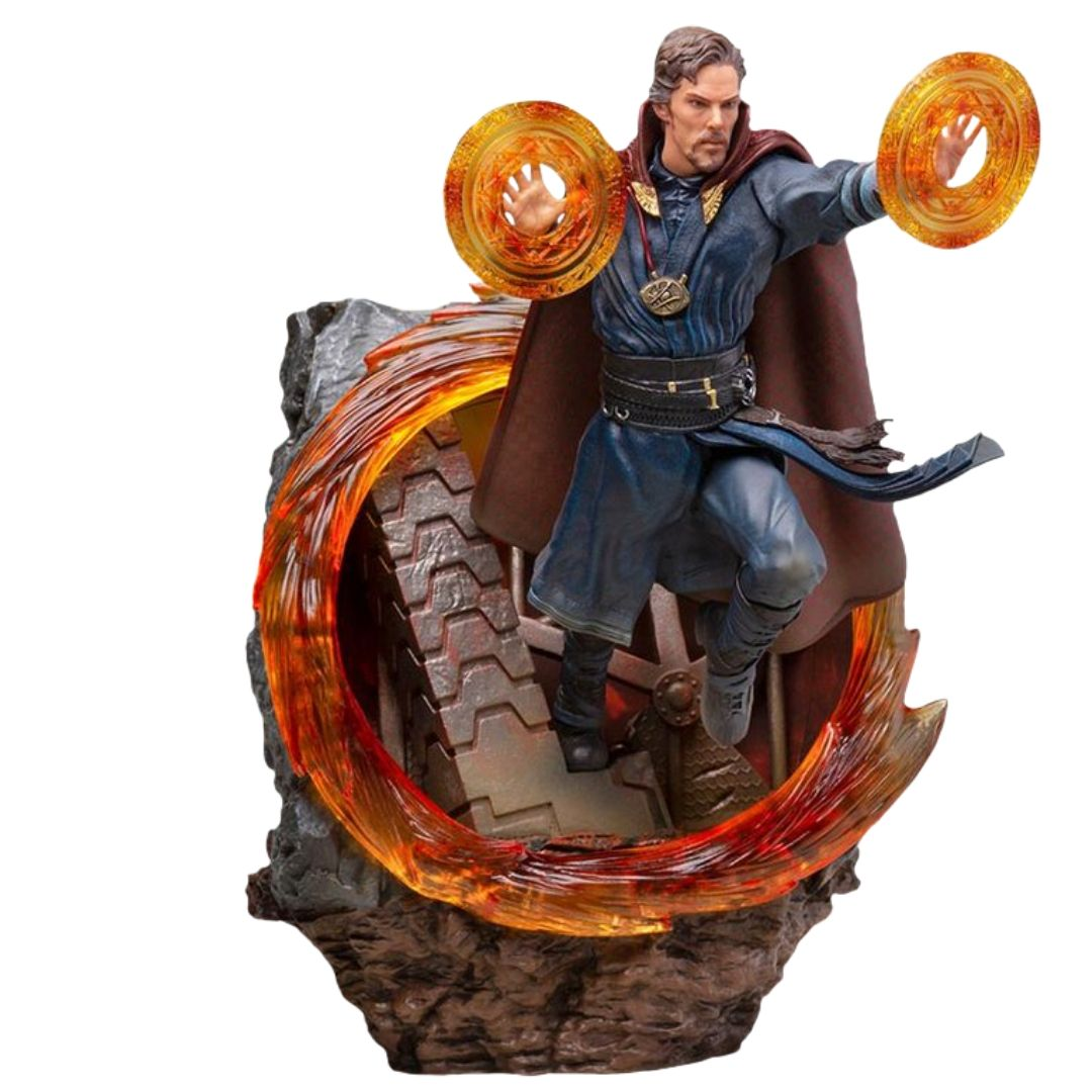 Avengers Endgame Doctor Strange 1:10th Art Scale Statue by Iron Studios -Iron Studios - India - www.superherotoystore.com