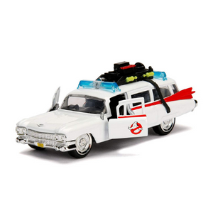 Ghost Busters 1:32 Scale Cadillac ECTO-1 Die Cast Car by Jada Toys