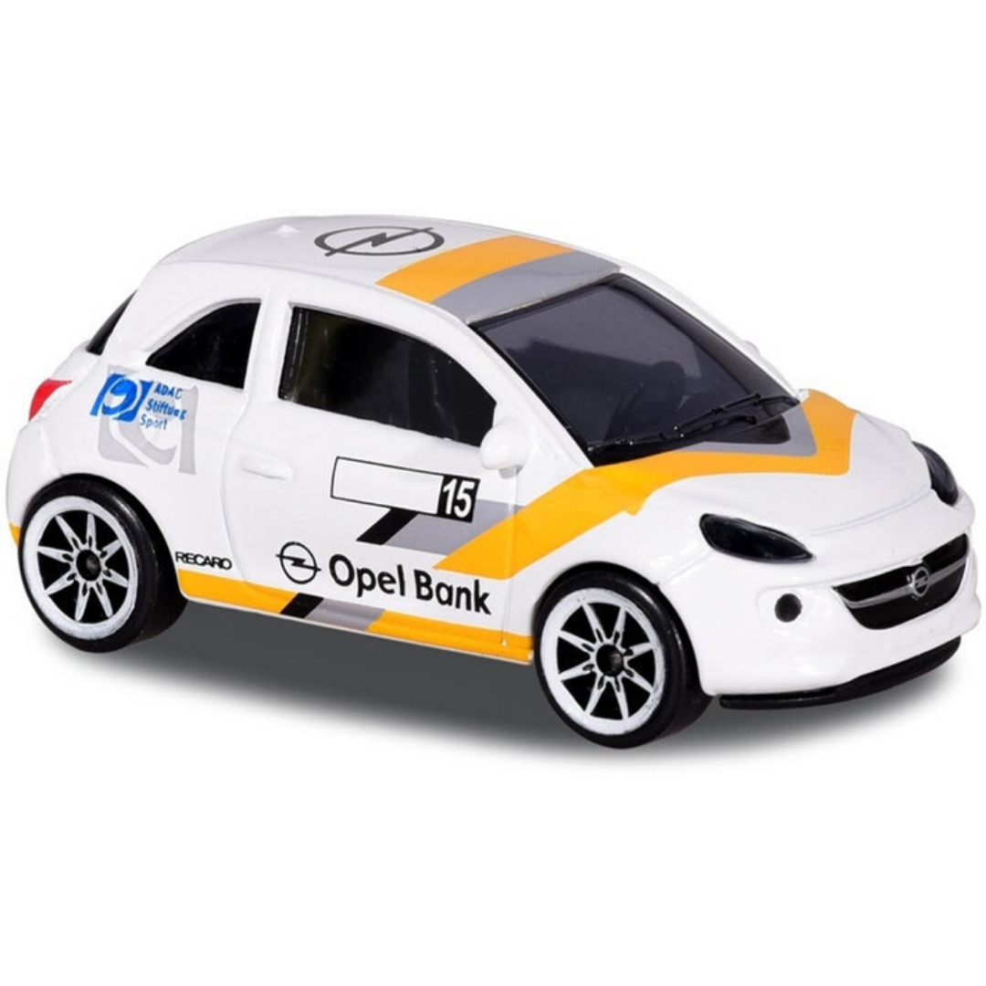 Racing Cars Opel Adam R2 by Majorette -Majorette - India - www.superherotoystore.com