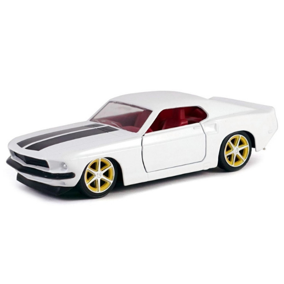 Fast & Furious 1:32 Scale Roman's Ford Mustang Die-Cast Car by Jada Toys