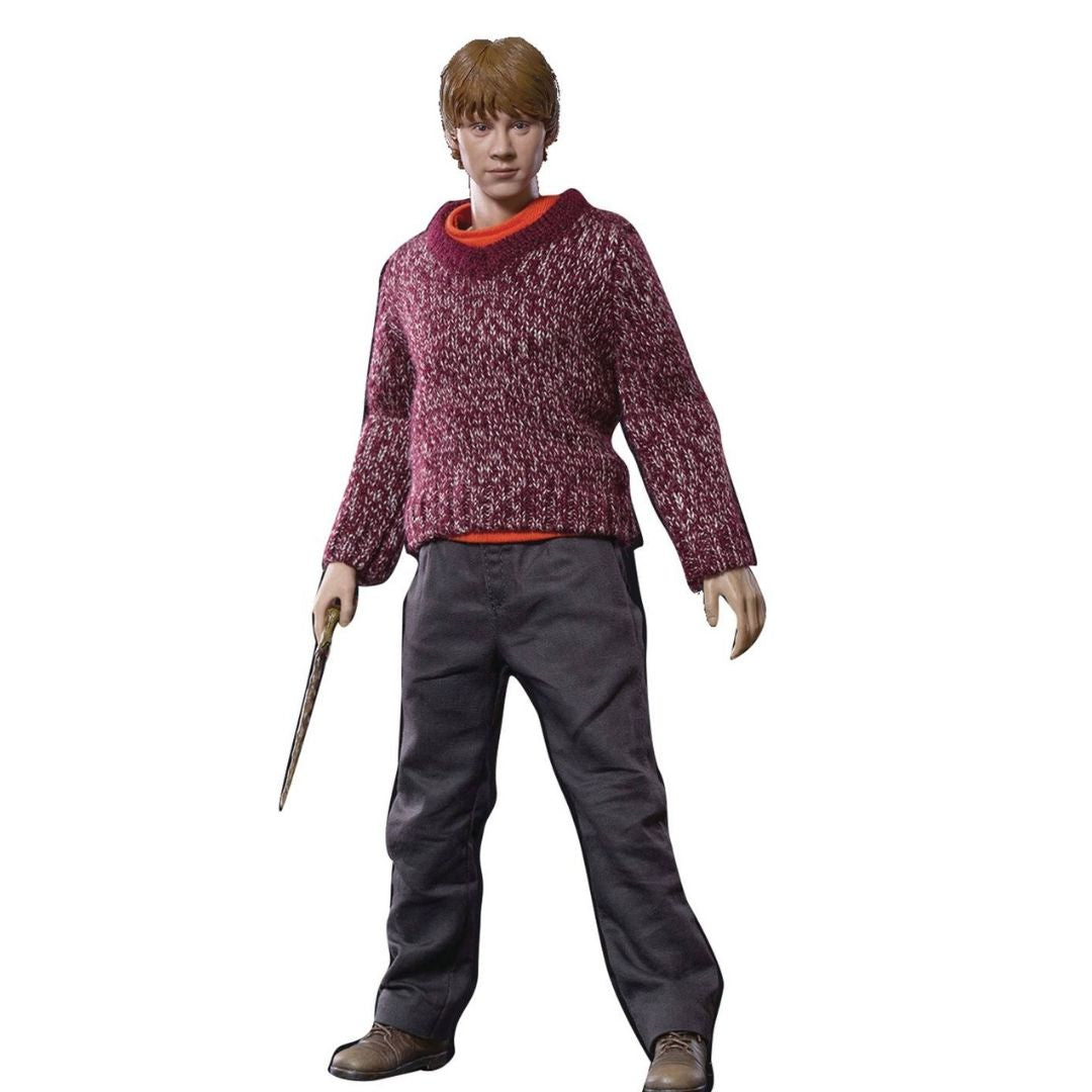 Harry Potter and the Prisnor of Azkeban Ron Weasley Figure by Star Ace