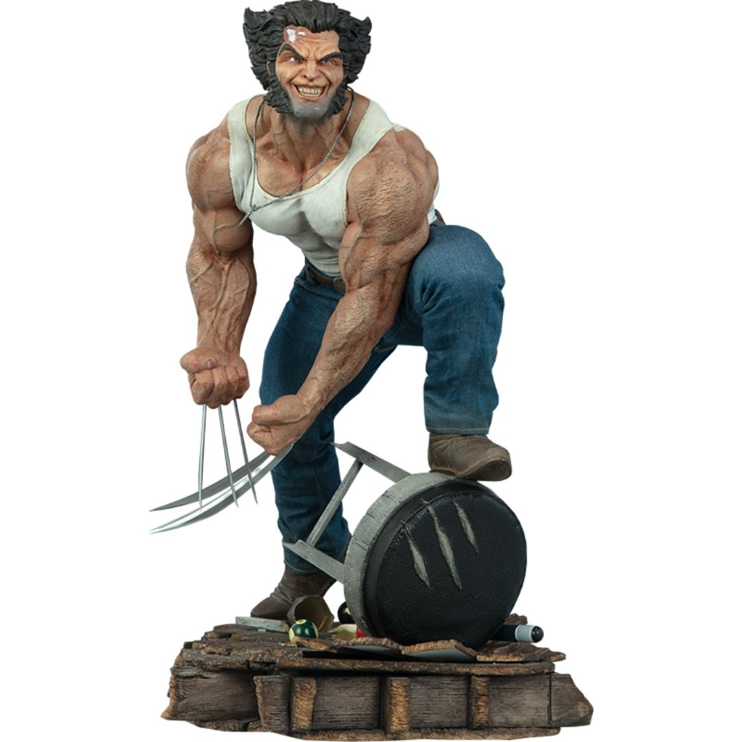 Logan Premium Format Statue by Sideshow Collectibles (Exclusive Edition)