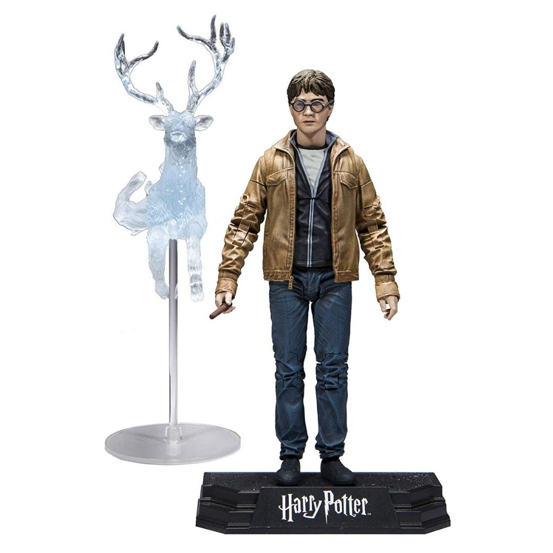 Harry Potter: Series-1 Deathly Hallows 7-Inch Action Figure by Mcfarlane Toys -McFarlane Toys - India - www.superherotoystore.com