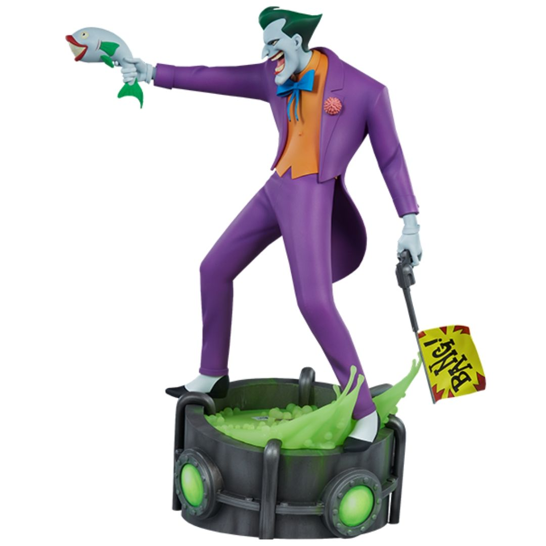 The Joker Sixth Scale Statue by Sideshow Collectibles