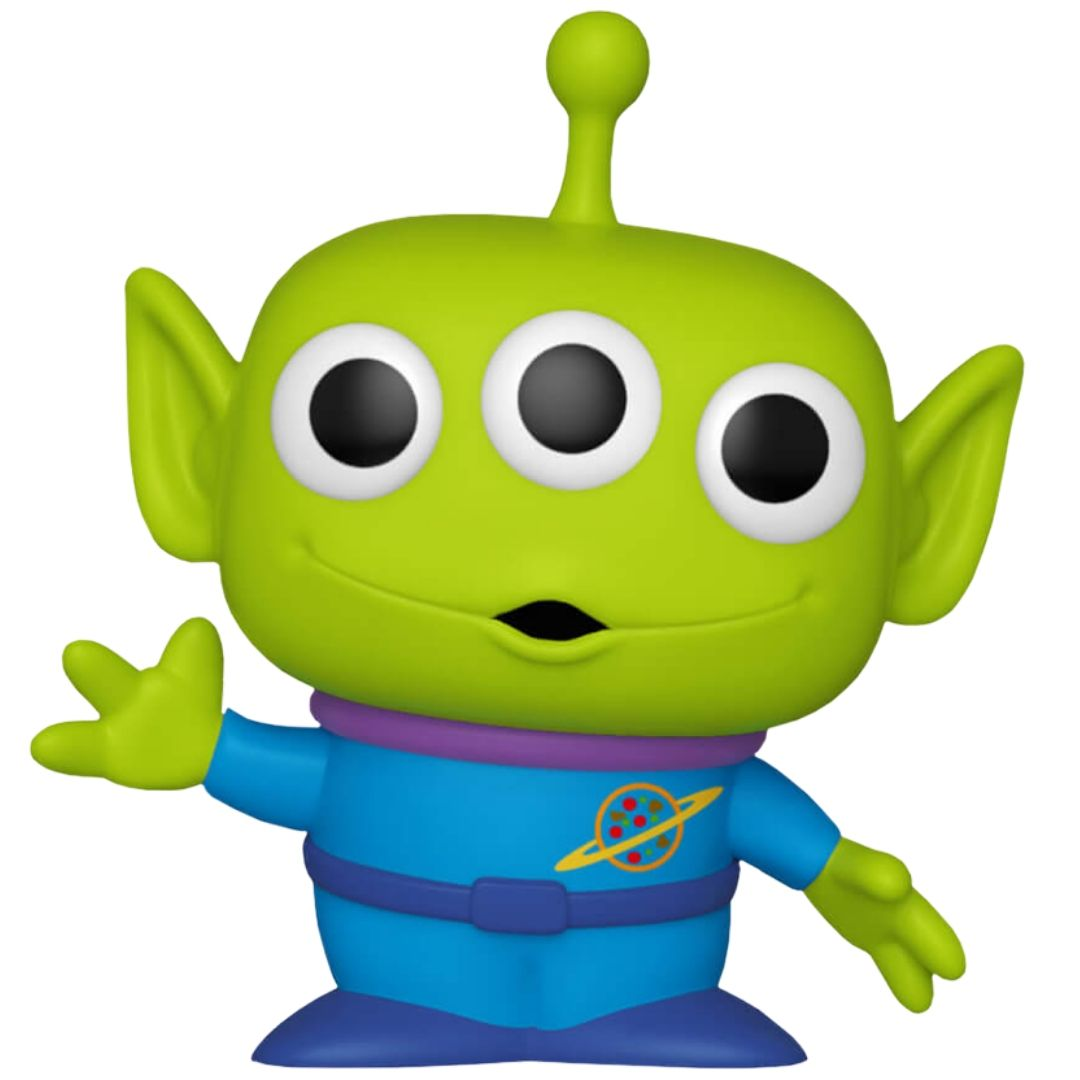 Toy Story 4 Alien Pop! Vinyl Figure by Funko -Funko - India - www.superherotoystore.com