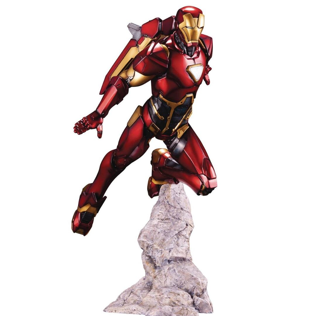 Iron Man 1:10th Scale Premier ArtFx Statue by Kotobukiya