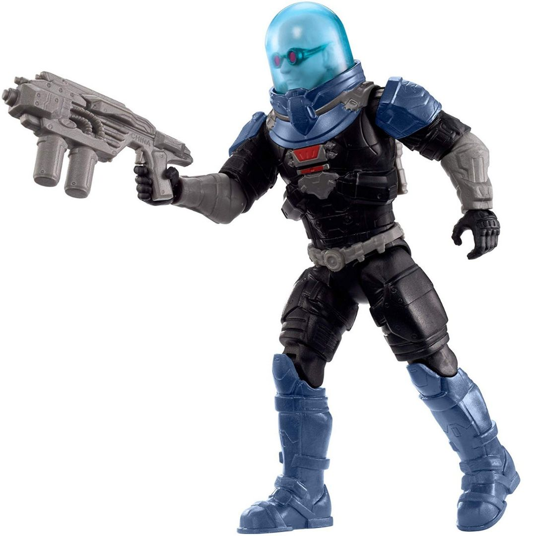 Batman Missions: Mr. Freeze 6-inch Figure by Mattel -Mattel - India - www.superherotoystore.com