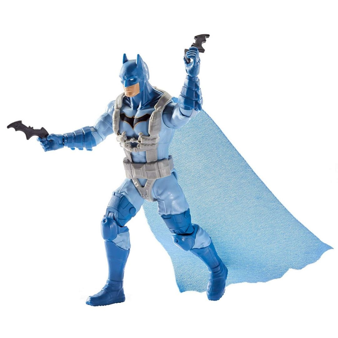 Batman Missions: Night Jumper Batman 6-inch Figure by Mattel -Mattel - India - www.superherotoystore.com