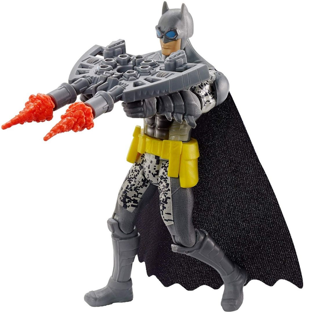 Batman Missions: Arctic Armour Batman 6-inch Figure by Mattel -Mattel - India - www.superherotoystore.com