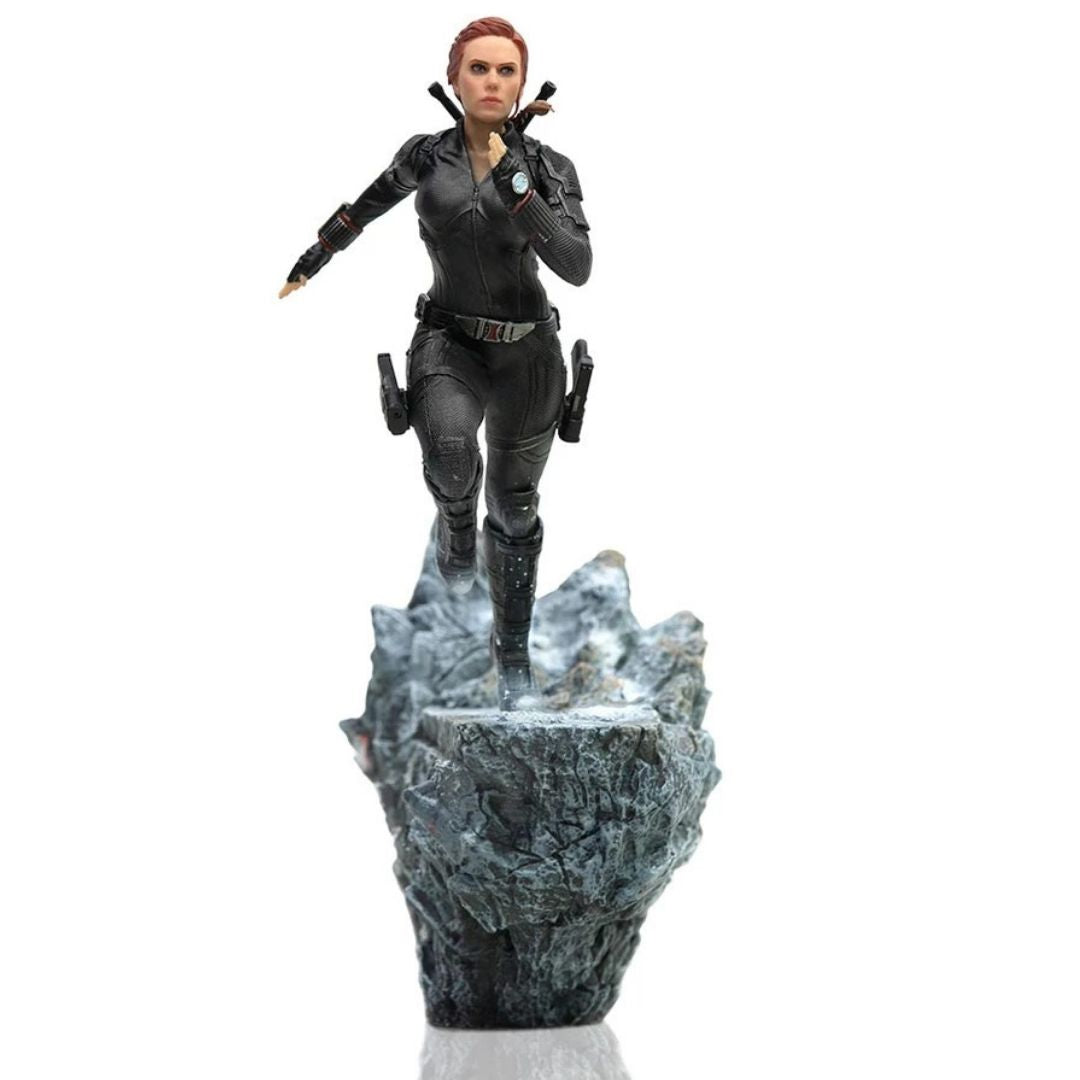 Avengers Endgame: Black Widow BDS Art Scale Statue by Iron Studios -Iron Studios - India - www.superherotoystore.com