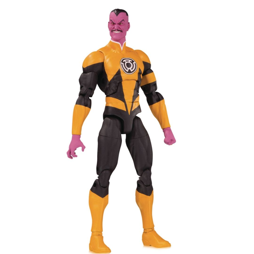 DC Essentials Sinestro Action Figure by DC Collectibles
