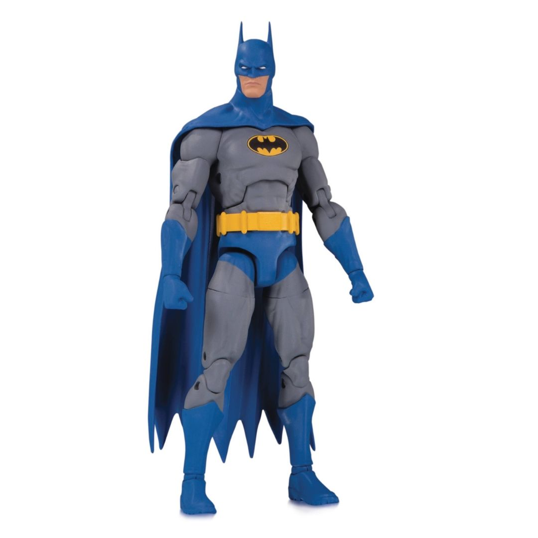 DC Essentials Knightfall Batman Action Figure by DC Collectibles