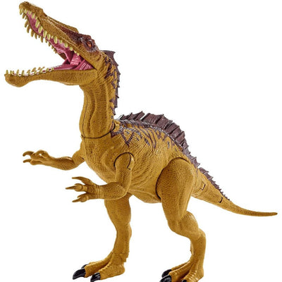 Jurassic World Dual Attack Suchomimus Figure by Mattel -Mattel - India - www.superherotoystore.com