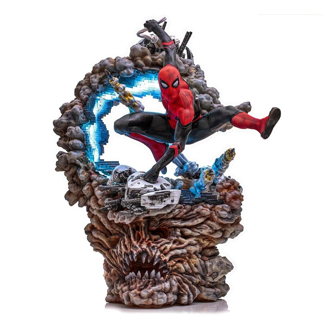 Spider-Man Far From Home - Spider-Man Legacy Replica 1:4th Scale Figure by Iron Studios