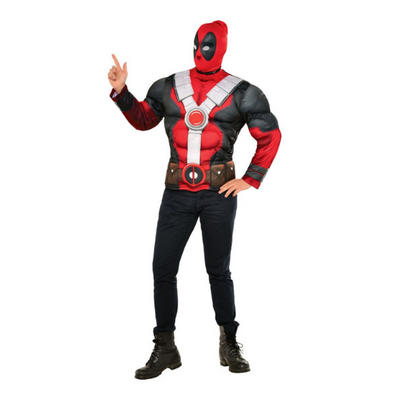Adult Deadpool Costume by Rubies Costume Co.