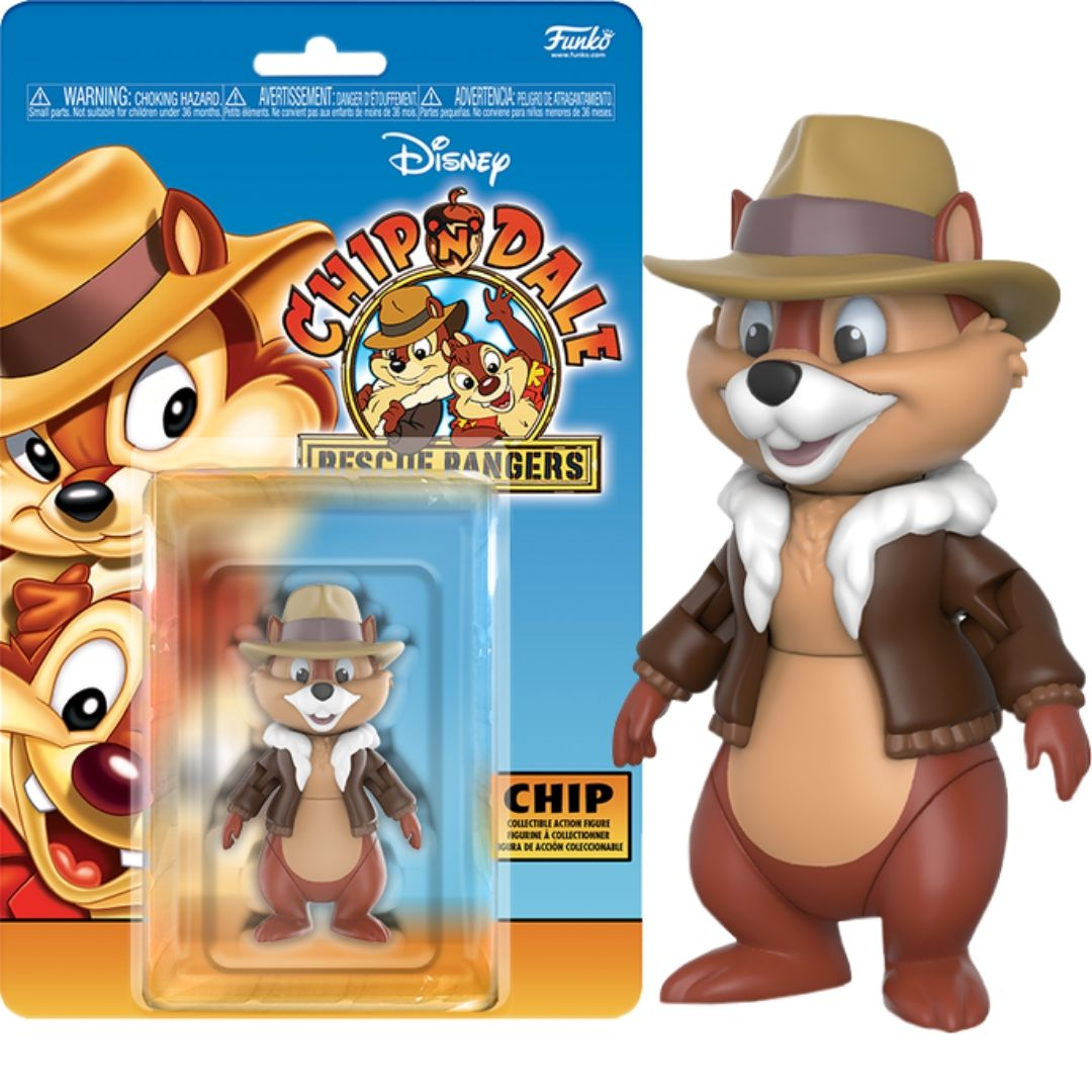 Chip 'n' Dale: Chip Rescue Rangers Action Figure by Funko