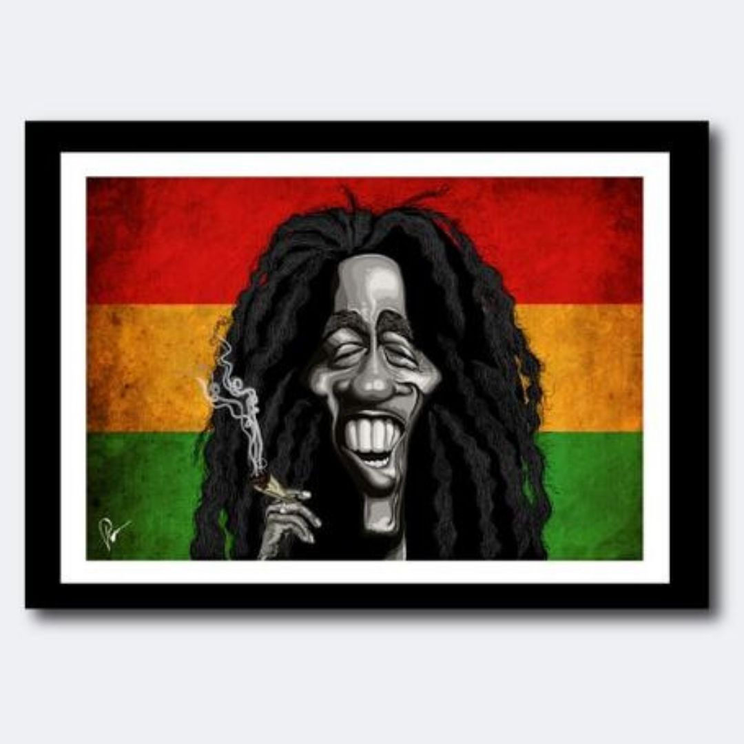 Marley Poster by Graphicurry