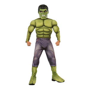 Kids Avegers Age of Ultron Hulk Costume by Rubies Costume Co.