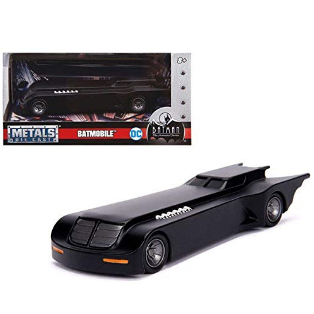 Batman Animated Series 1:32 Scale Die-Cast Batmobile by Jada Toys -Jada Toys - India - www.superherotoystore.com