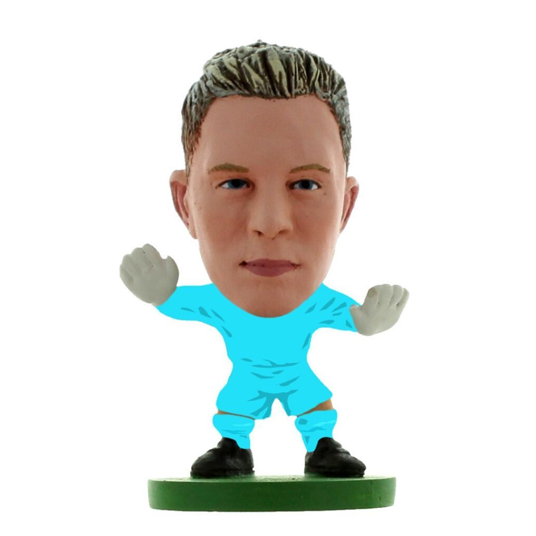 Ter Stegen - Barcelona - Home Kit (2020 Version) Figure by Soccer Starz -Soccer Starz - India - www.superherotoystore.com