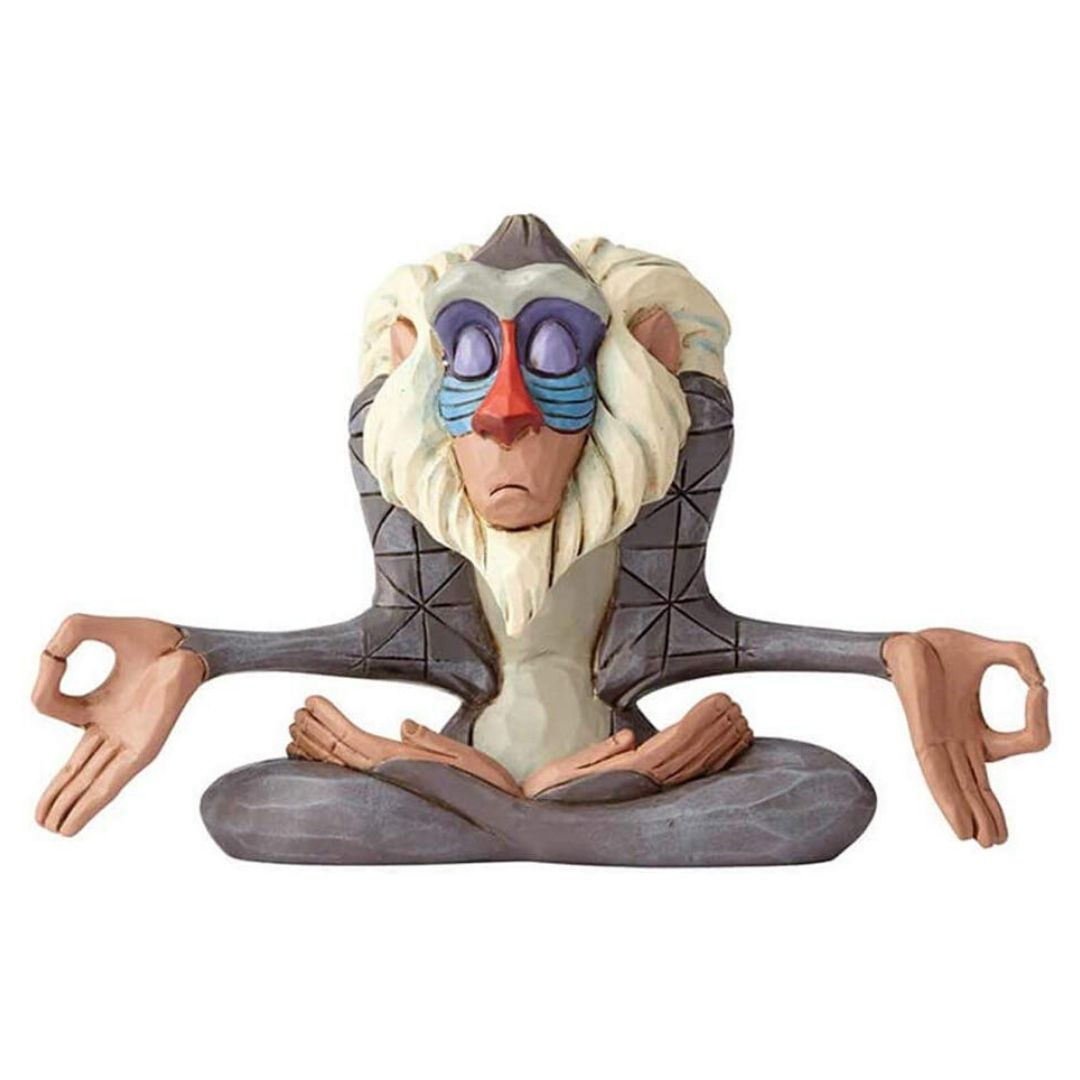 Disney Lion King Rafiki Figure by Enesco -Enesco - India - www.superherotoystore.com
