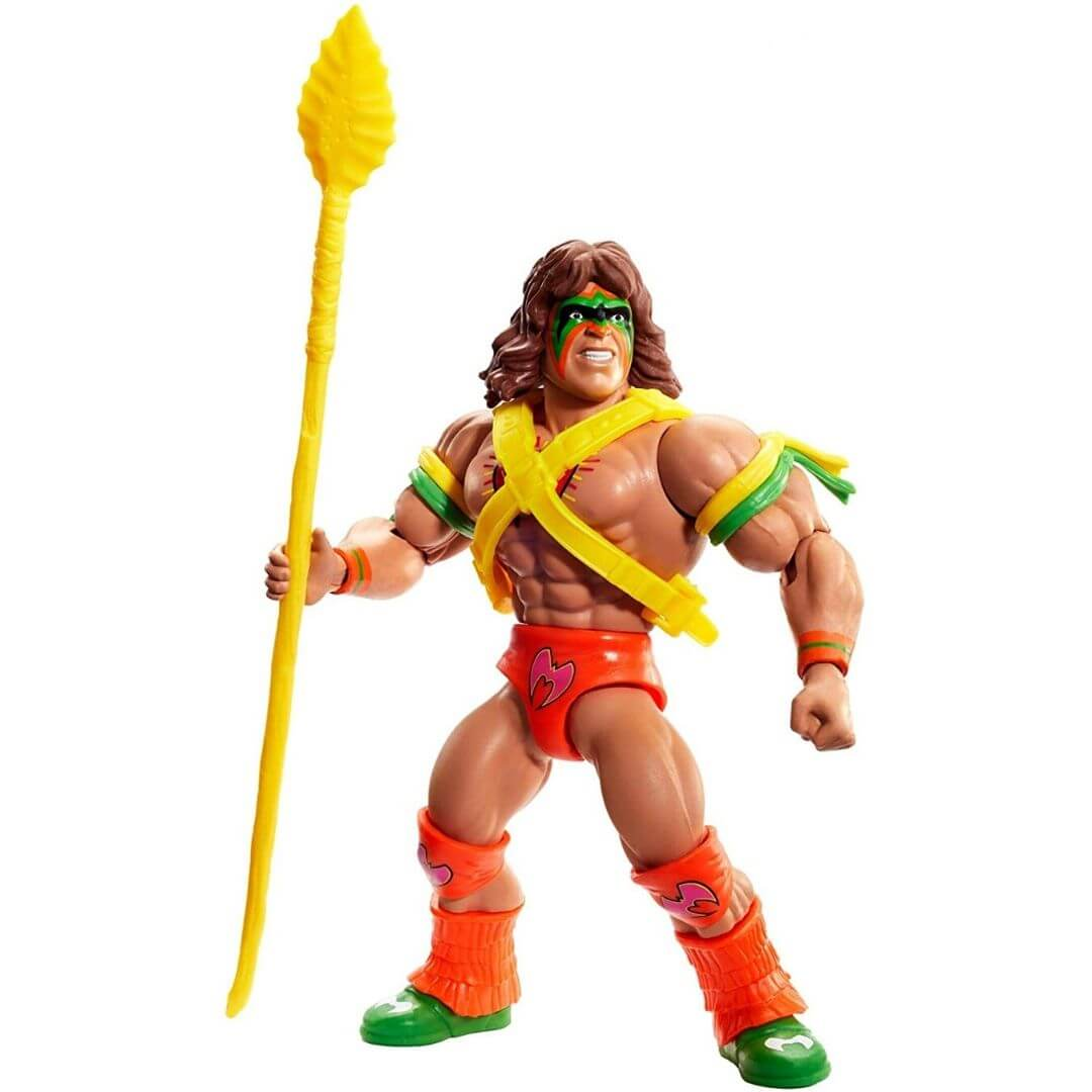Masters Of the WWE Universe Ultimate Warrior Figure by Mattel -Mattel - India - www.superherotoystore.com