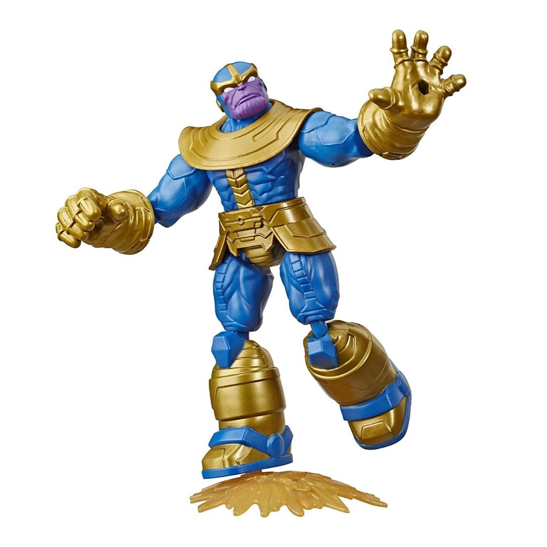 Avengers Bend & Flex Thanos Figure by Hasbro -Hasbro - India - www.superherotoystore.com