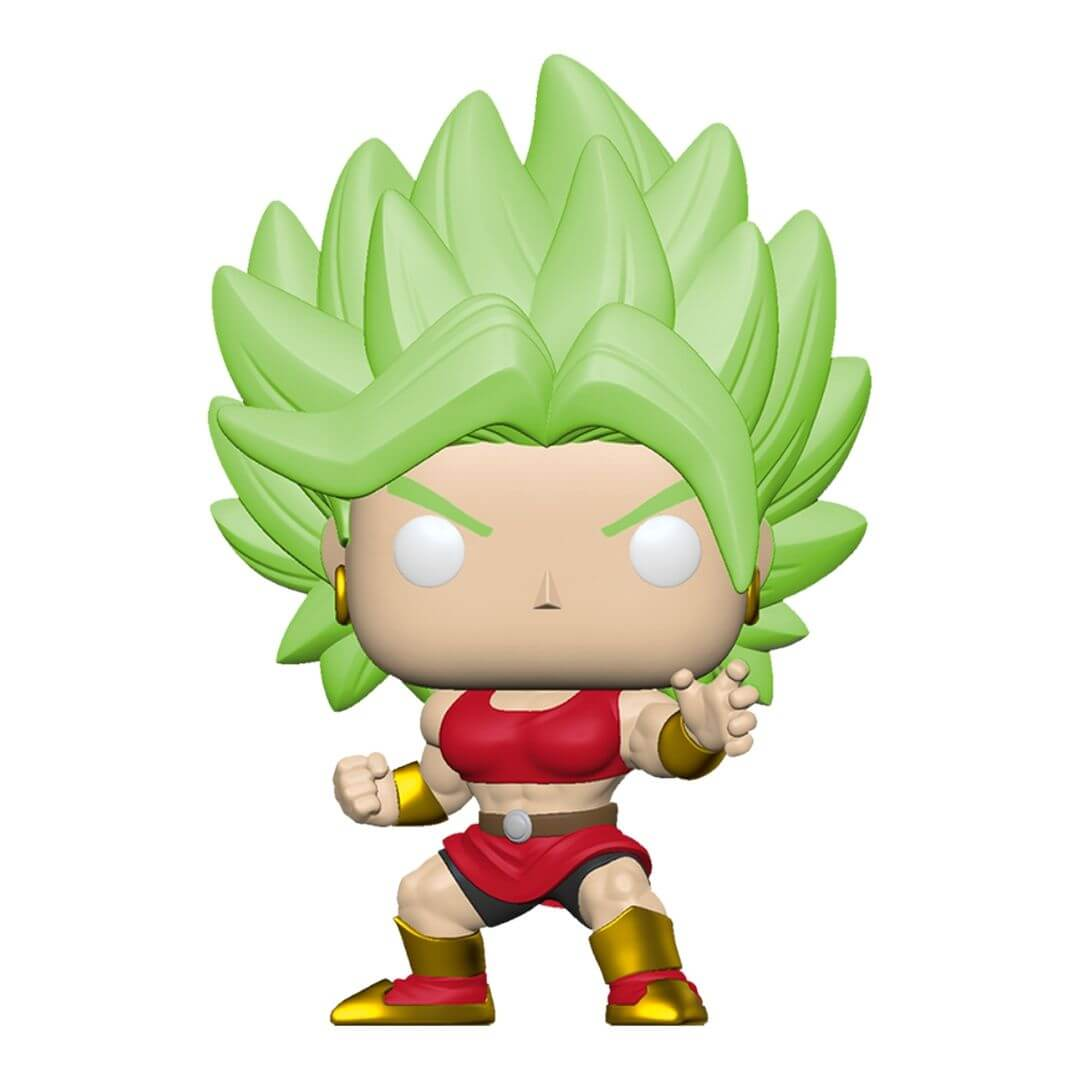 Dragon Ball Super Super Saiyan Kale Pop! Vinyl Figure by Funko -Funko - India - www.superherotoystore.com