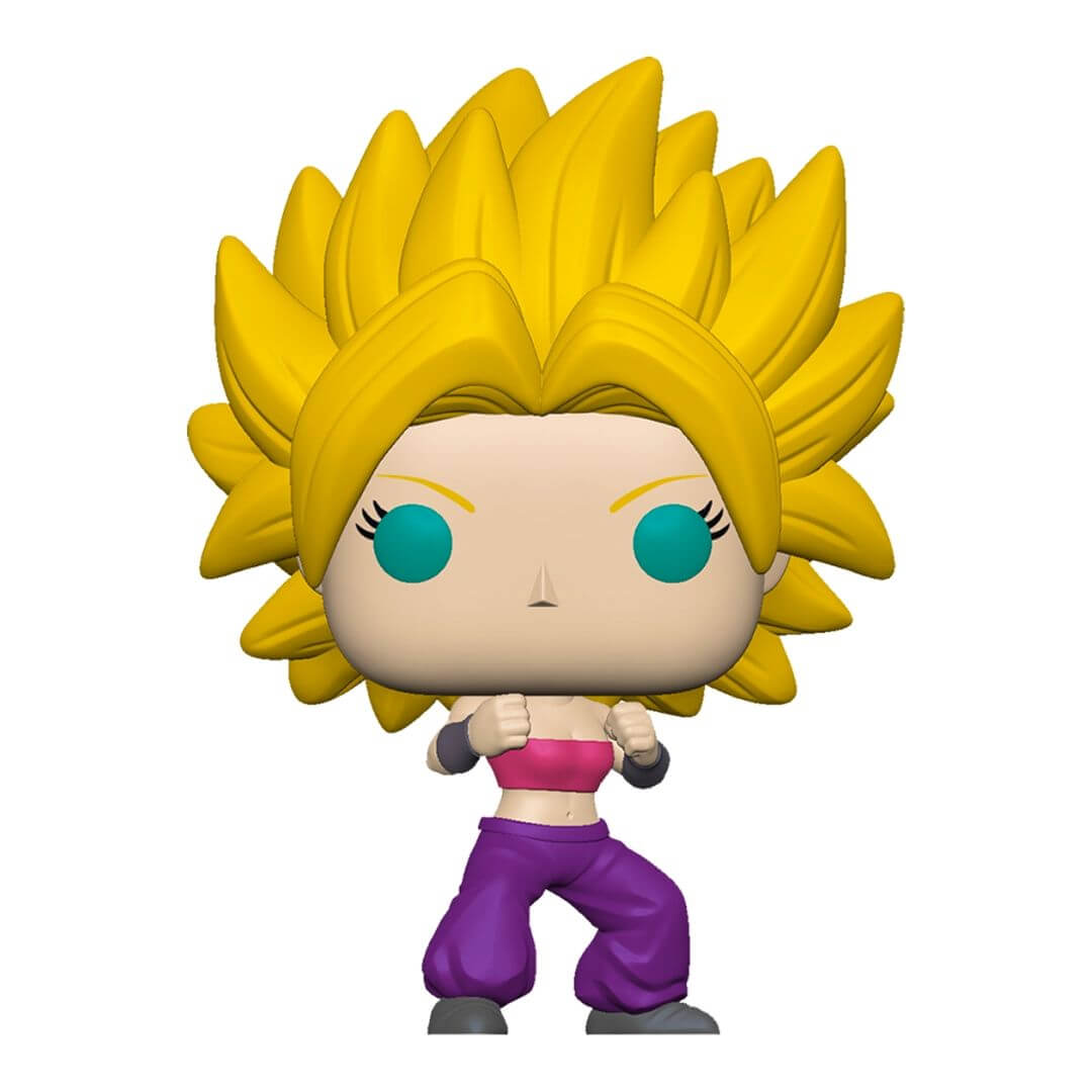 Dragon Ball Super Caulifla Pop! Vinyl Figure by Funko -Funko - India - www.superherotoystore.com