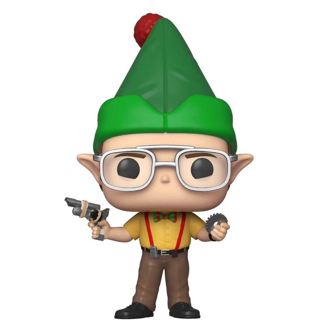 The Office Dwight as Elf Pop! Vinyl Figure by Funko -Funko - India - www.superherotoystore.com