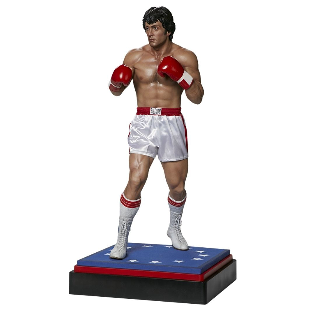 Rocky 1/3rd Scale Rocky Statue by PCS -PCS Studios - India - www.superherotoystore.com