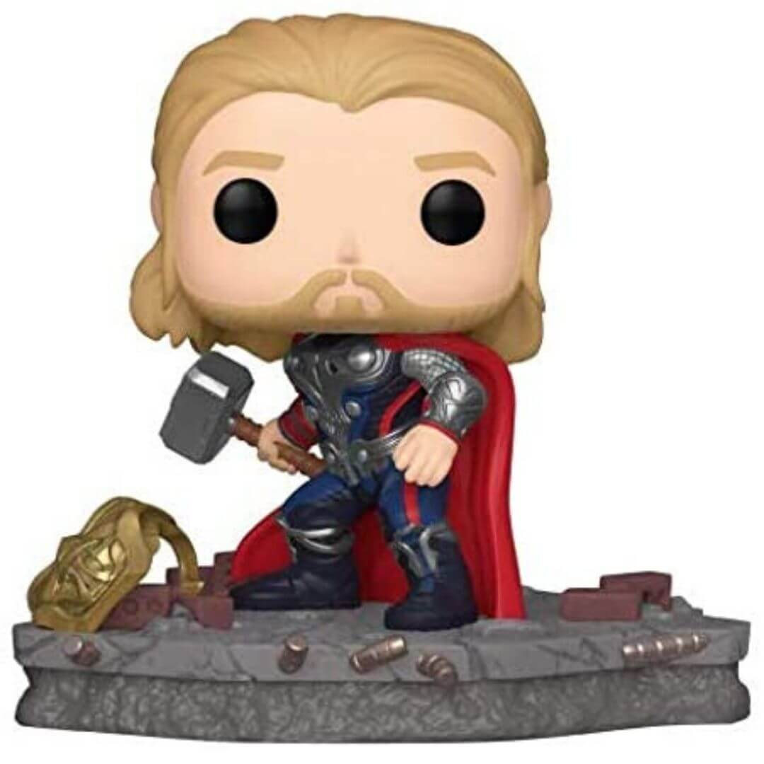 Avengers Thor (Assemble) Vinyl Bobble-Head by Funko -Funko - India - www.superherotoystore.com